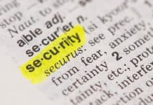 security-word-in-dictionary