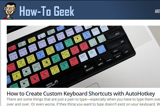 How-To-Geek