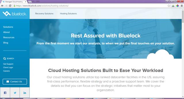 Bluelock-cloud-service