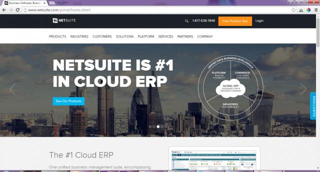 Netsuite-cloud-service