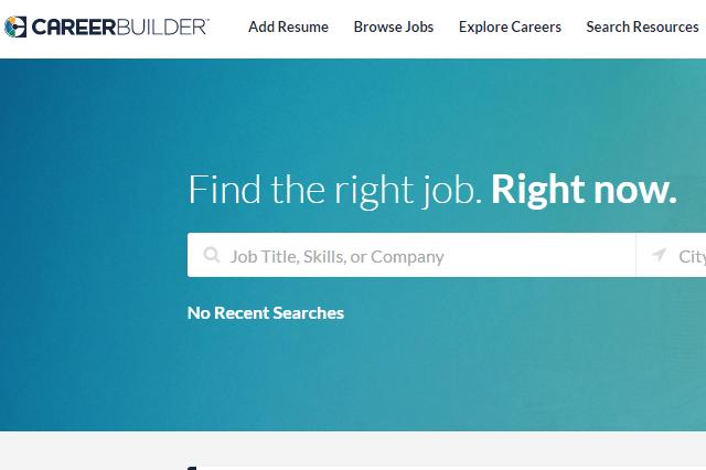 CareerBuilder-search-job