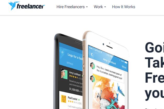 Freelancer-search-job