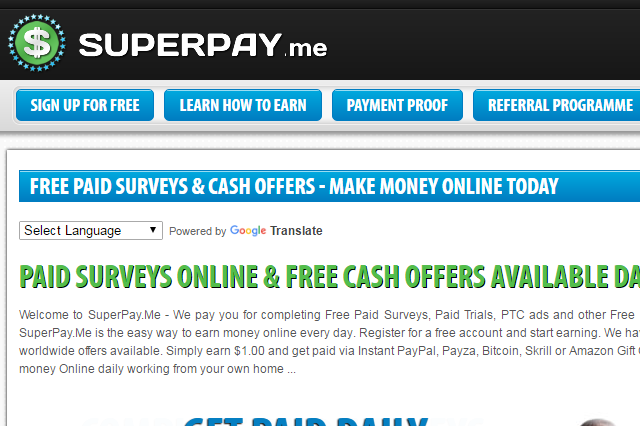 How I Can Make Money In Internet Get Paid To Take Surveys