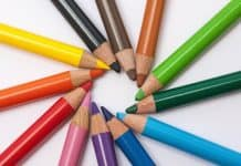 colored-pencils-colour-pencils-star