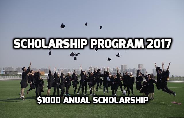 ScholarShipProgram2017