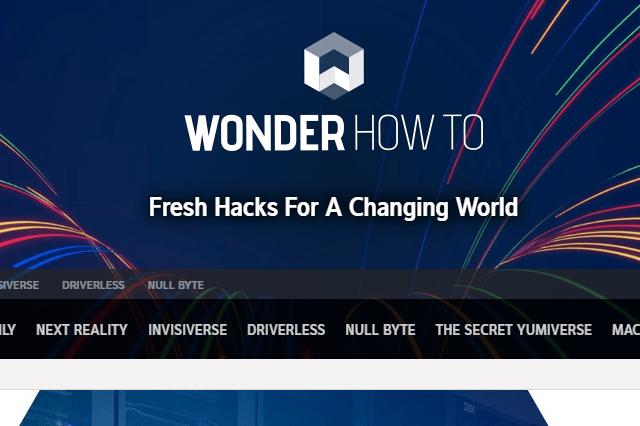 WonderHowTo