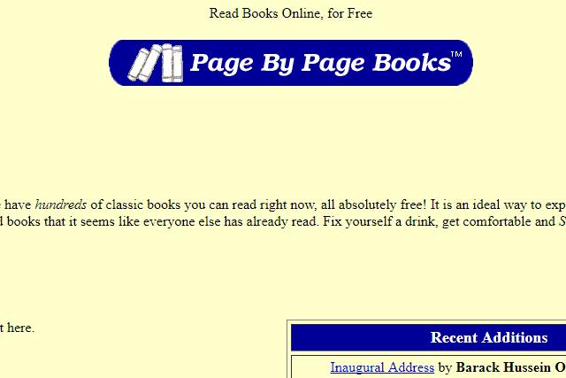 PagebyPageBooks