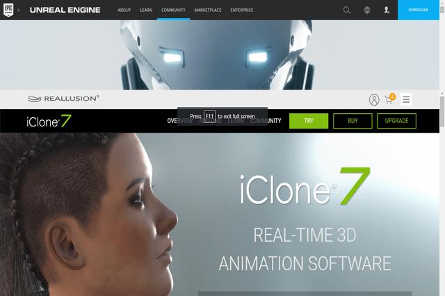 iClone7