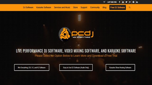 PC DJ Karaoki