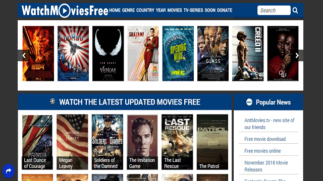 WatchMoviesFree
