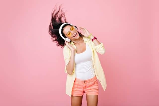 girl-enjoying-with-headphones