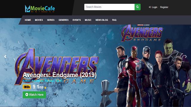MovieCafe