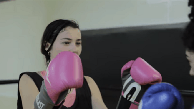 Boxing Training to Learn