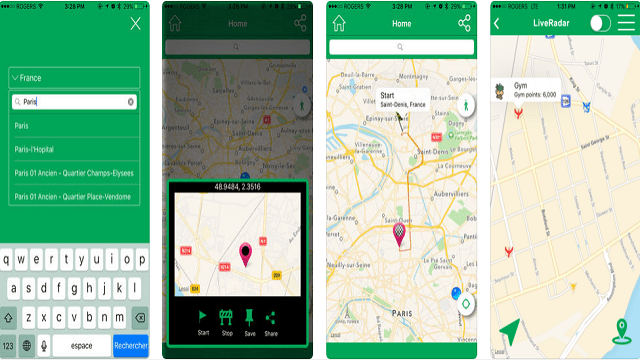 Fake GPS Location App – iCubemedia