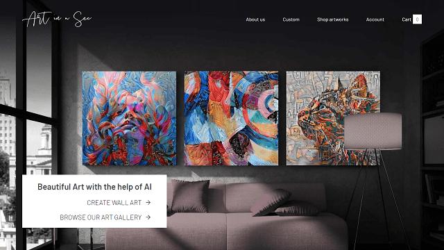 Art in a Sec