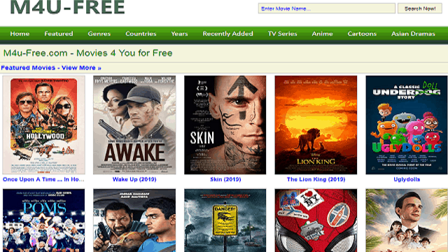 30 Ultimate List of Free Movie Streaming Sites to Watch Movies Online in  2020 | Stack Tunnel