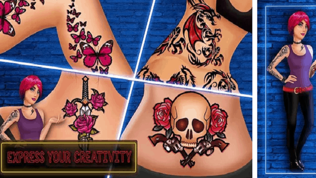 Virtual Artist Tattoo Maker Designs