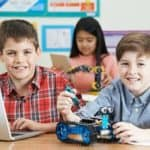 photo-happy-children-building-robot-at